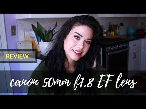 Canon 50mm f1.8 EF STM Lens Follow Up...