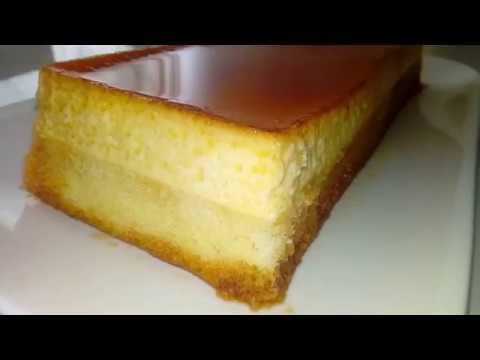 recette-du-gâteau-flan-vanille-caramel-facile