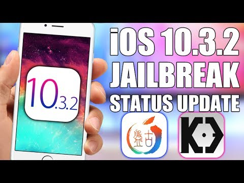 iOS 10.3.2 Jailbreak Status Update - July 2017