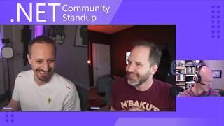 ASP.NET Community Standup - June 30, 2020 - Hey, Scott's Here!