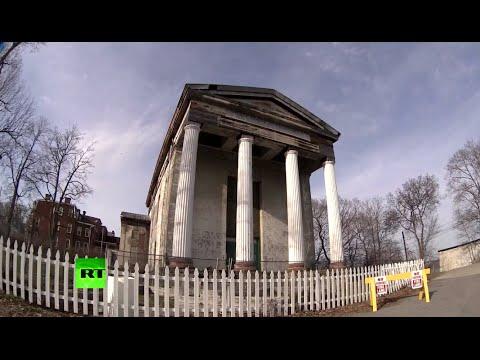 «Город–призрак»: в США пытаются вернуть к жизни заброшенный бывший промышленный центр штата Нью–Йорк