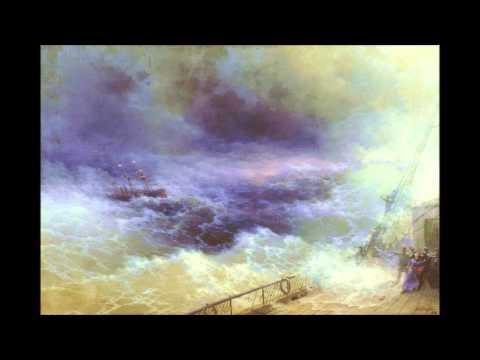 La Mer ~ Debussy (Bernstein conducts)