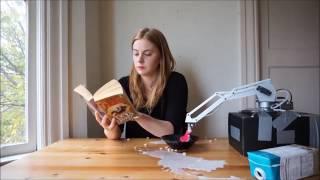 Робот помощник (смешная google озвучка ivona)