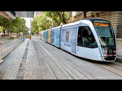 Rio de Janeiro Wireless Light Rail