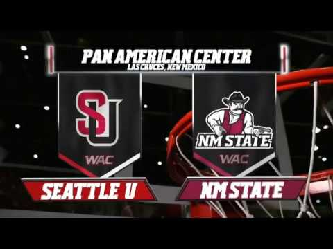 New Mexico State v. Seattle - 2018 Jan 18 - full game compressed