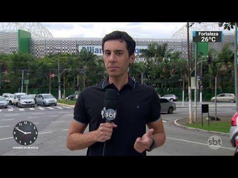 Jogos da Libertadores apertam o calendário de clubes brasileiros   SBT Notícias (03/04/18)