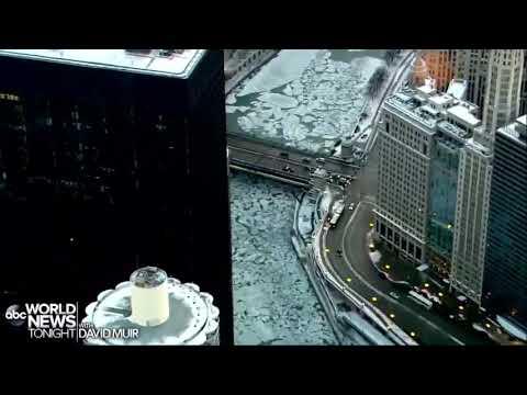 El Gallo Por La Mañana - Chicago Es Chiberia: Frío Siberiano en EE.UU