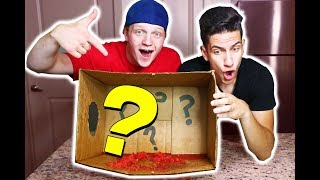 CRAZIEST WHAT'S IN THE BOX REAL LIFE CHALLENGE! thumbnail