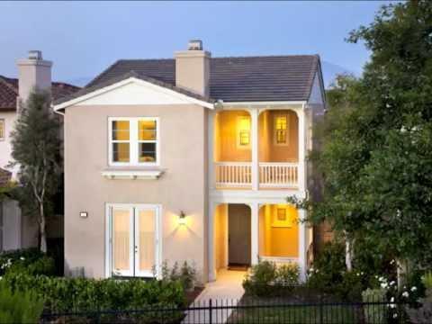 51 Canopy, Quail Hill Homes, Irvine, California, Laurel Plan 1