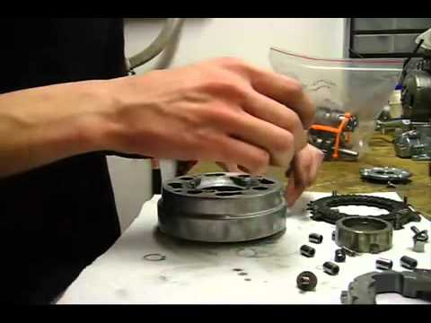 How to Install Heavy Duty Clutch Springs