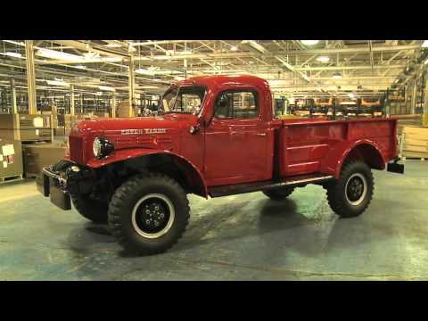 The History Of The Power Wagon Youtube