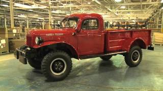 The History of the Power Wagon