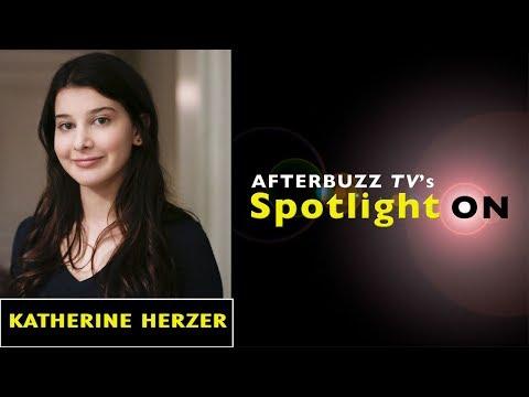 Kathrine Herzer   AfterBuzz TV's Spotlight On