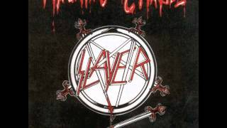 "Slayer ""Aggressive Perfector"" Album: Haunting The Chapel"
