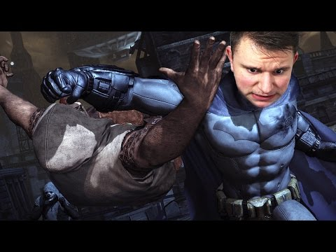 TASTE MY JUSTICE!!! | Batman Arkham Knight DLC |