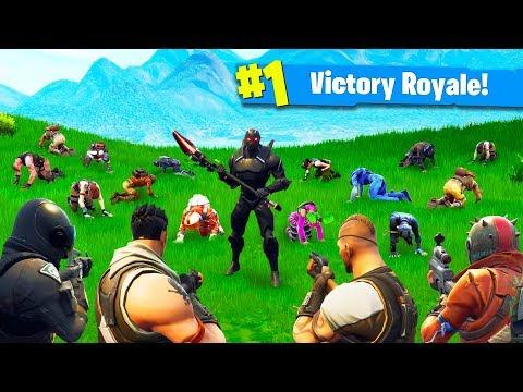 HOW TO BE THE LAST SURVIVOR! (Fortnite Battle Royale)