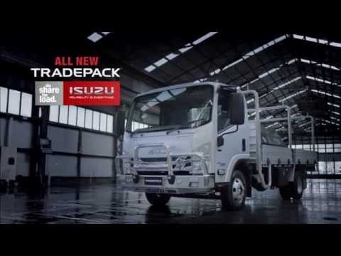 The all-new Isuzu Tradepack TVC - Isuzu Australia Limited