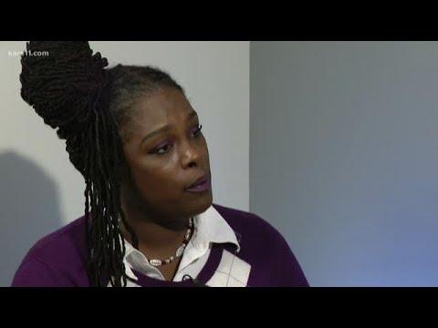 Mental health in the black community: Naomi Gaines