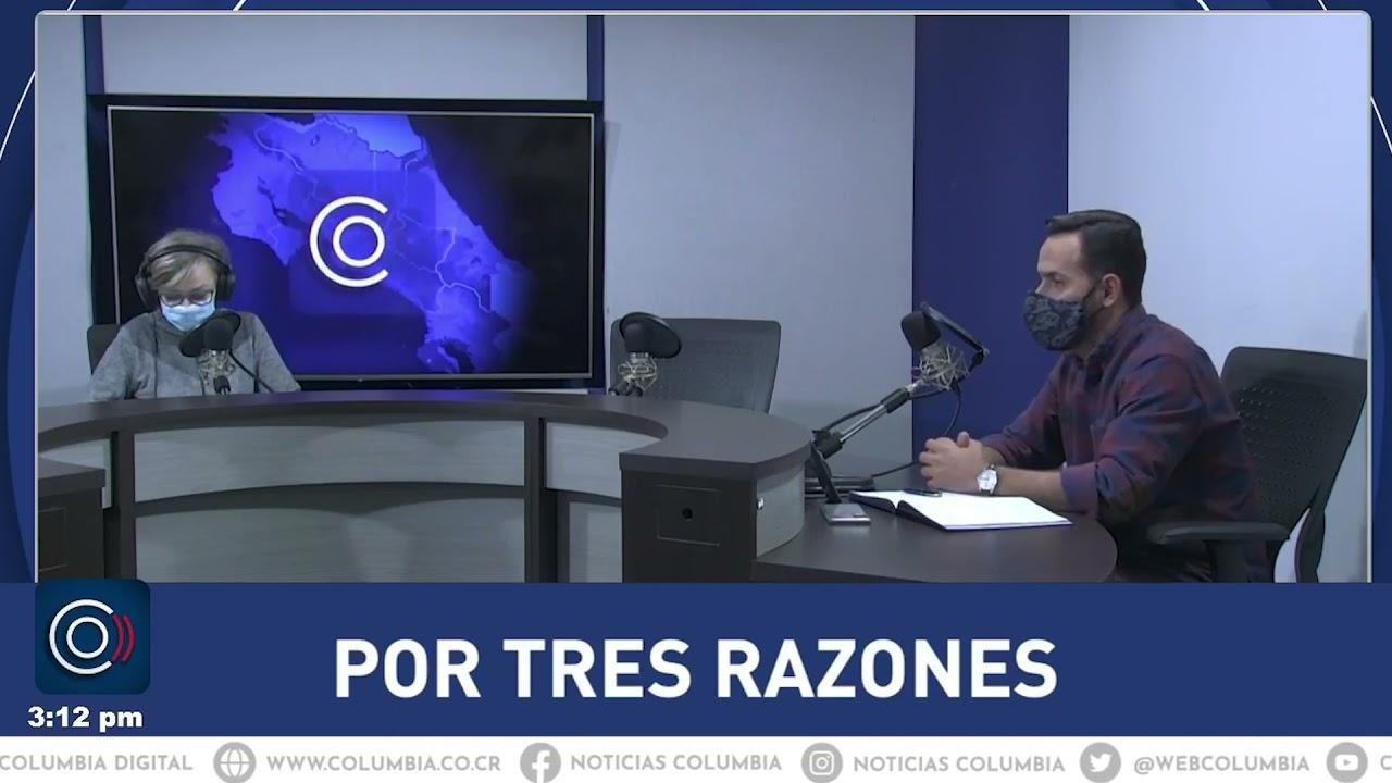 En Por Tres Razones - Entrevista con Erwen Masís, precandidato presidencial por el PUSC