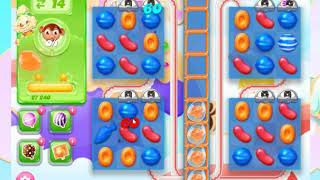 Candy Crush Jelly Saga Level 1466 ***
