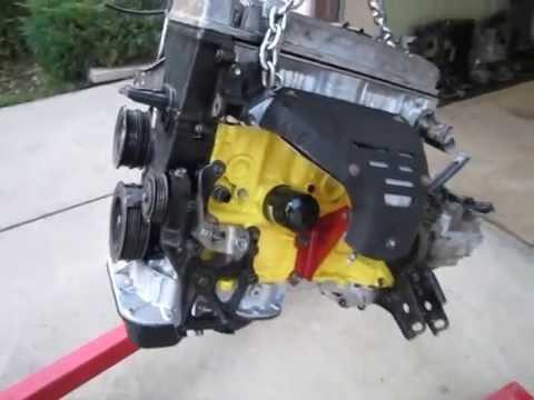 1994 7AFE 4AFE Toyota Corolla Engine mount / Transmission mount locations