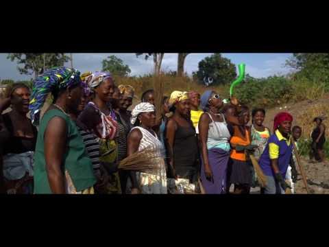 São Tomé and Príncipe : trabalhando junto para um rio saudável