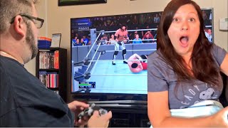 Download Video My feelings about our relationship  - Practicing for WWE2k19 MP3 3GP MP4