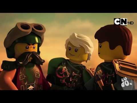 Мультфильм лего ниндзя го на русском 6 сезон