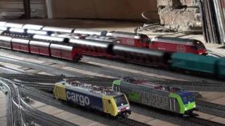 [HD] MÄRKLIN - ELECTRIC POWER