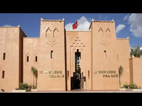 Hôtel  Le Berbère Palace Hôtel Ouarzazate