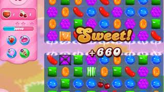 Candy Crush Saga   level 498  no boosters