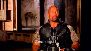 G.I. Joe Conspiration : Dwayne Johnson est Roadblock