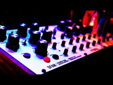 Rheyne - Sequenced Jam #45 (Moog DFAM, Make Noise 0-Coast, Moog Mother-32)