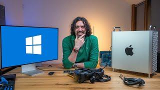 Mac Pro - NEJKRÁSNĚJŠÍ GAMING PC? [4K]