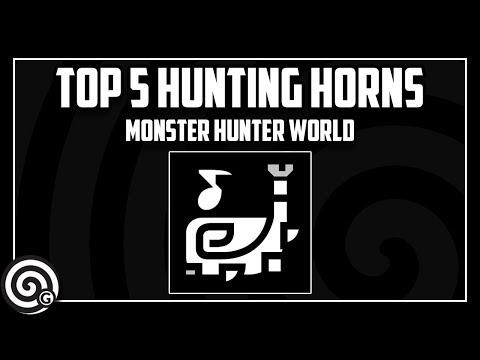 Top 5 Hunting Horns - Monster Hunter World thumbnail