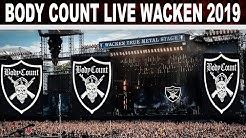 Body Count   2019 08 02   Wacken Open Air, Wacken, Germany 1080p Webcast