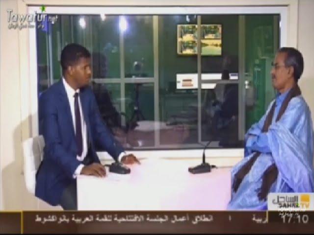 برنامج لقاء العرب مع الشاعر والكاتب ناجي محمد الإمام - قناة الساحل