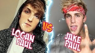 Help Me Help You- Logan Paul vs. It's Everyday Bro- Jake Paul [SONG BATTLE]