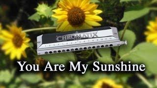 You Are My Sunshine - Harmonica Trio