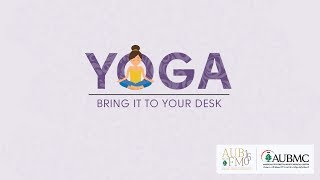 Bring yoga to your desk