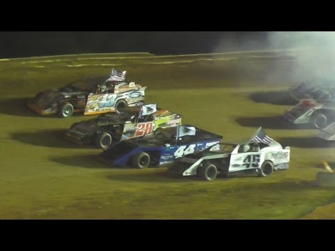 Renegades of Dirt Modified Feature | Tyler County Speedway | 7-9-16