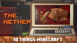 The Nether: Ten Things You Probably Didn't Know About Minecraft
