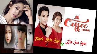 "Video A Coffee To Go with the lovely"" Park Shin Hye"" * ""Kim So Hyun"" download MP3, 3GP, MP4, WEBM, AVI, FLV Maret 2018"