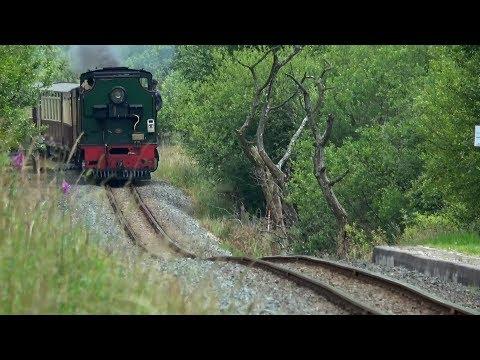 Part 2 - Welsh Highland Railway – Then and Now – Rhyd Ddu to Waunfawr