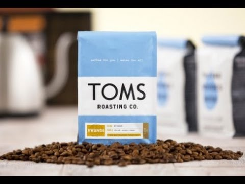 TOMS launches one-for-one coffee company | Fortune