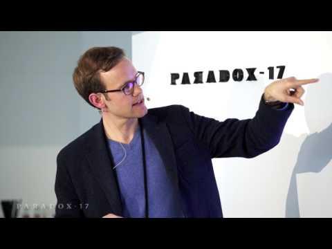 """PARADOX 17 — Frank Steffen: """"Künstliche Intelligenz: Zwischen Innovation und Kontrollverlust"""""""