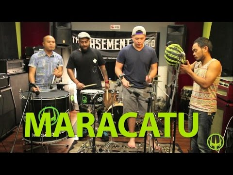 Wicked Aura - Maracatu - Percussion Tutorial 3