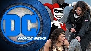 Patty Jenkins Talks Wonder Woman, New Harley Actress & More! - DC Movie News