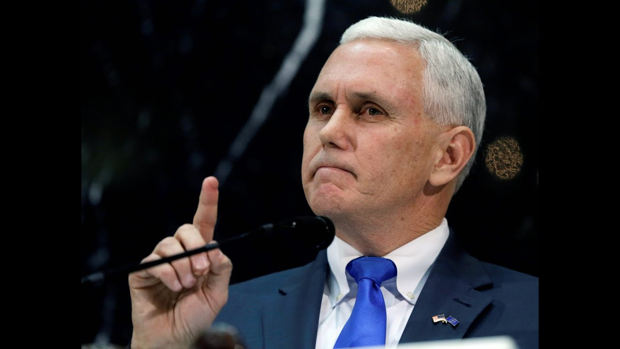 Proof CNN is Fake News and Mike Pence is a Fake VP just Stage Actor Planted Agent for the Freemasons