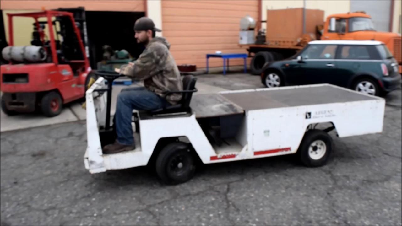 Legend Lev Electric Cart